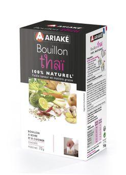 BOUILLON THAI - ARIAKE