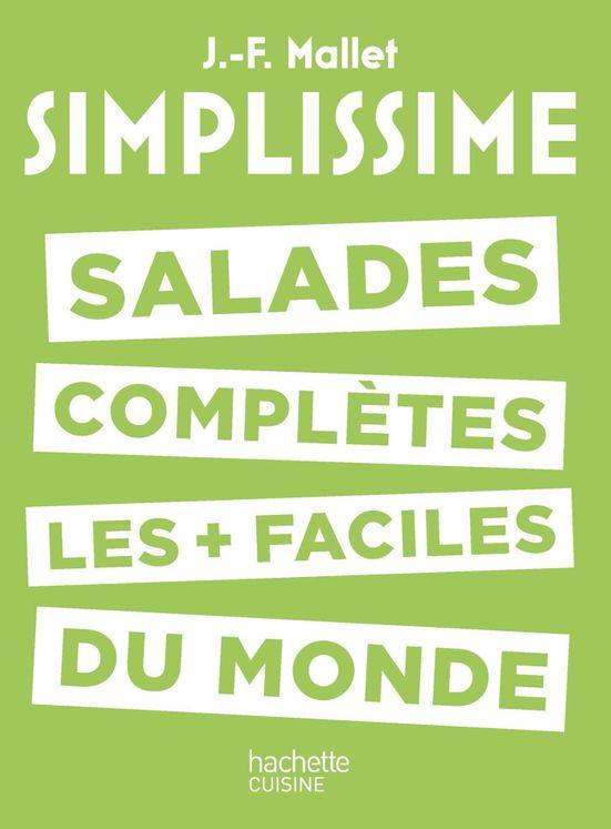 SIMPLISSIME SALADES - HACHETTE PRATIQUE