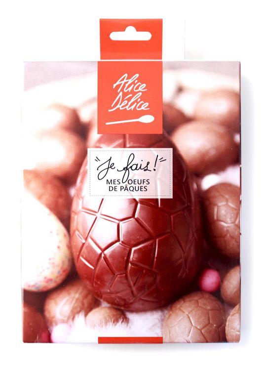 Kit œufs de Pâques - Alice Délice