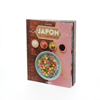 LE JAPON EN 4 INGREDIENTS - LAURE KIE