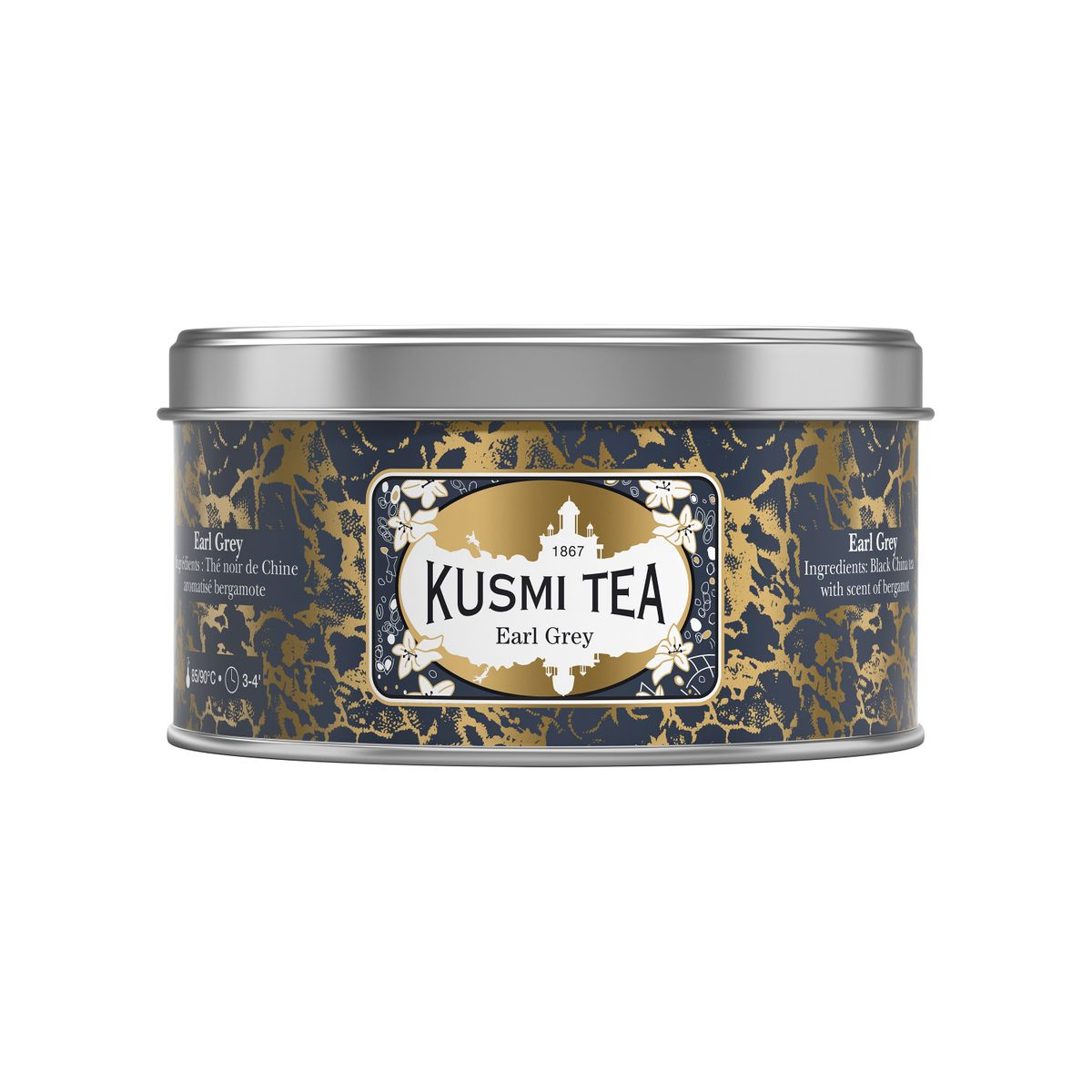 THÉ EARL GREY - 125G - KUSMI TEA