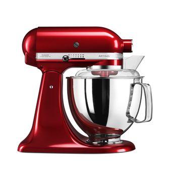 Achat en ligne Robot pâtissier artisan pomme d´amour 5KSM175PS 4.8 l - Kitchenaid