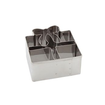 Emporte pièce inox cadeau 6.5 cm - Birkmann