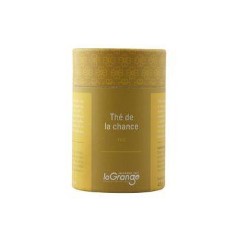 Boîte thé vert Thé de la chance vrac 40gr - Lagrange