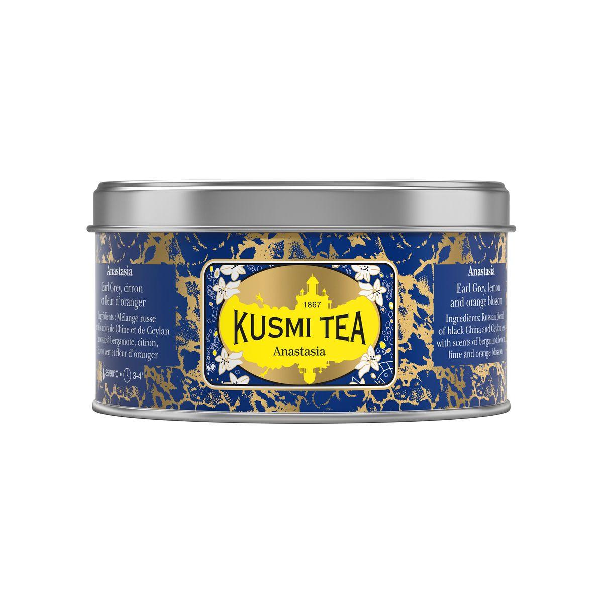 THÉ ANASTASIA - 125G - KUSMI TEA