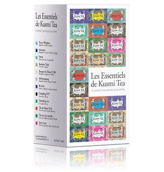 THÉ LES ESSENTIELS - 24 SACHETS - KUSMI TEA