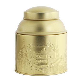 BOITE METAL THE TSAREVNA 200GR - KUSMI TEA