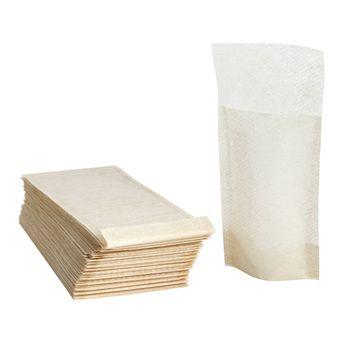 100 filtres à thé - Taille 1 - Chevalier Diffusion