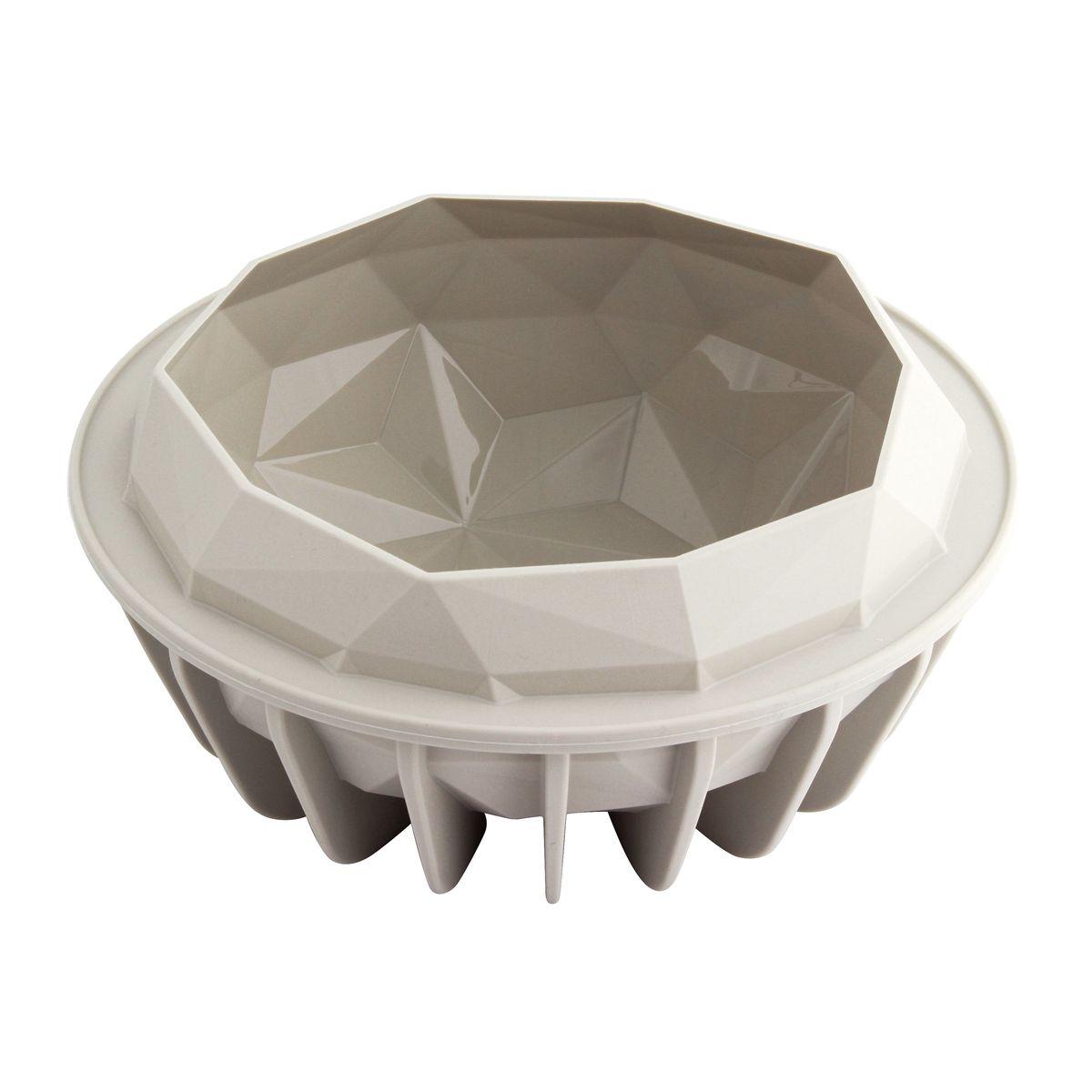 Moule silicone 3D Gemma - Silikomart