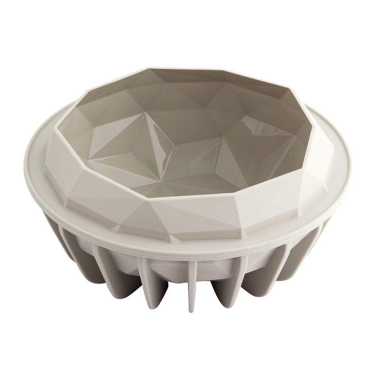 Moule en silicone 3D Gemma - Silikomart