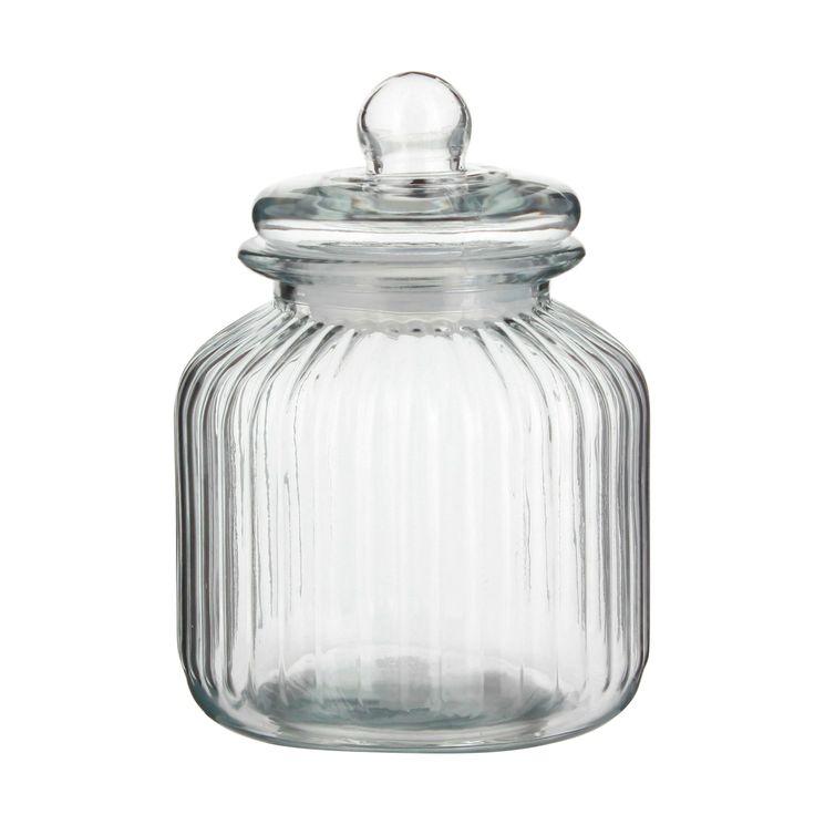 Bonbonnière en verre Nostalgie 2,8 l - Zeller