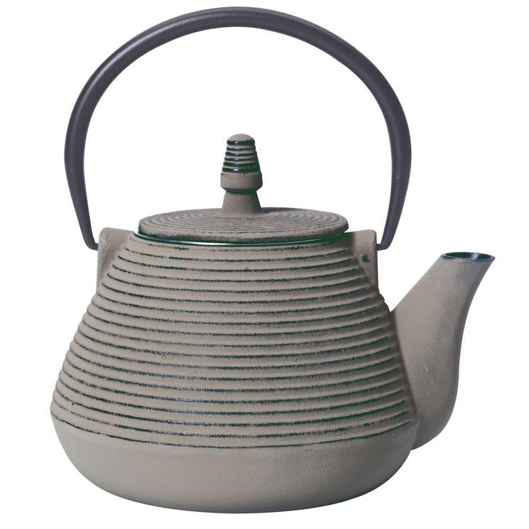 Théière en fonte 1l Sencha grise - The Kitchenette