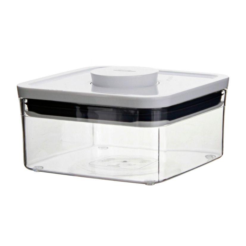 Boîte de conservation Pop 2.0 apéritif carrée 1l - Oxo