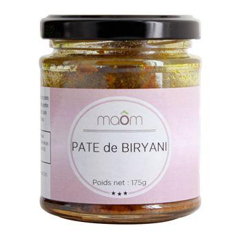 PATE DE BIRYANI - MAOM