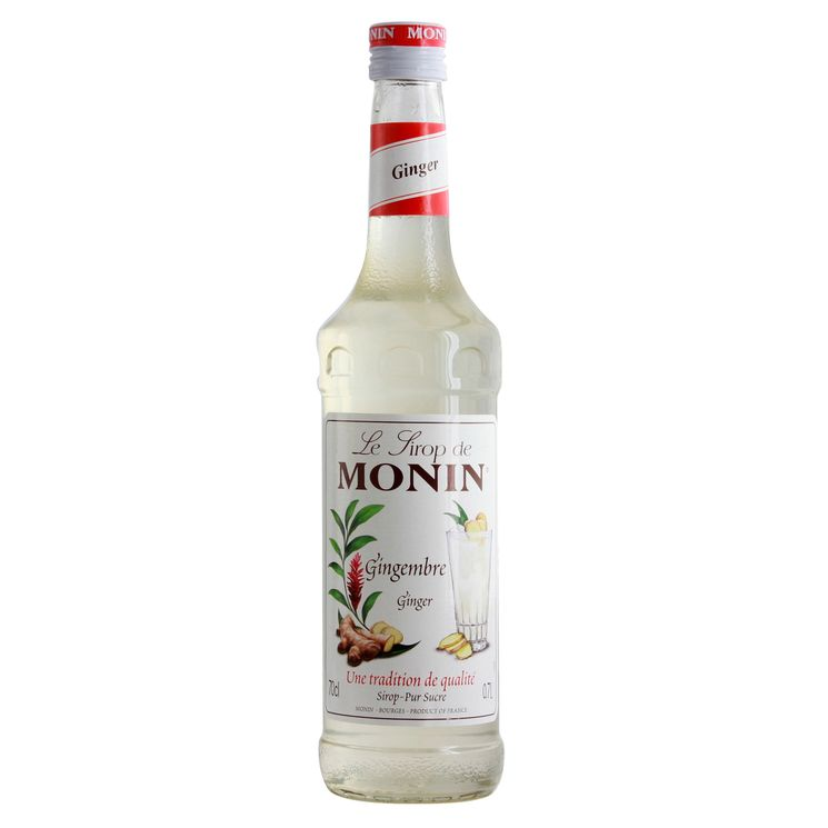Sirop gingembre 70cl - Monin
