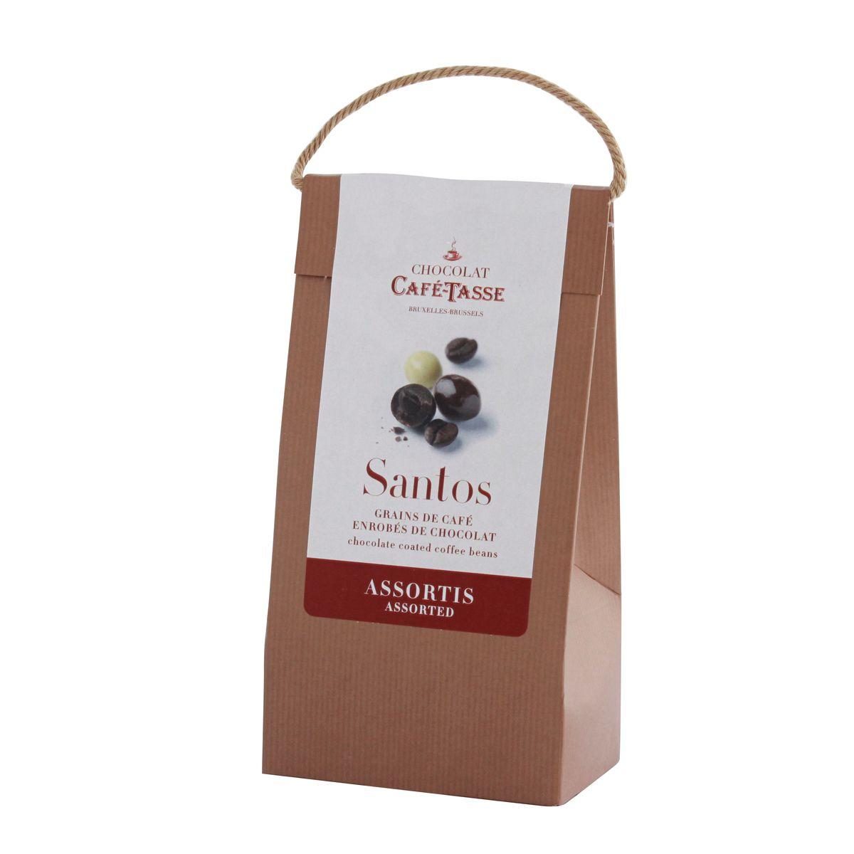 SANTOS ASSORTIS 3 GOUTS - CAFETASSE