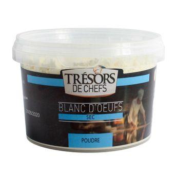 Blanc d´œufs secs en poudre 200gr - Trésors de Chefs
