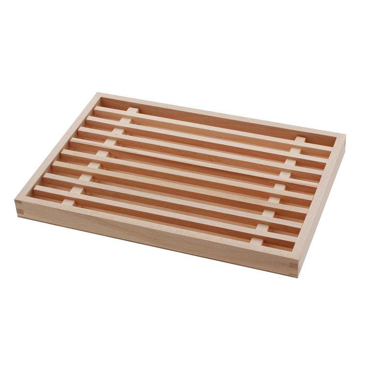 Planche à pain avec grille amovible 22.5x32m - Alice Délice