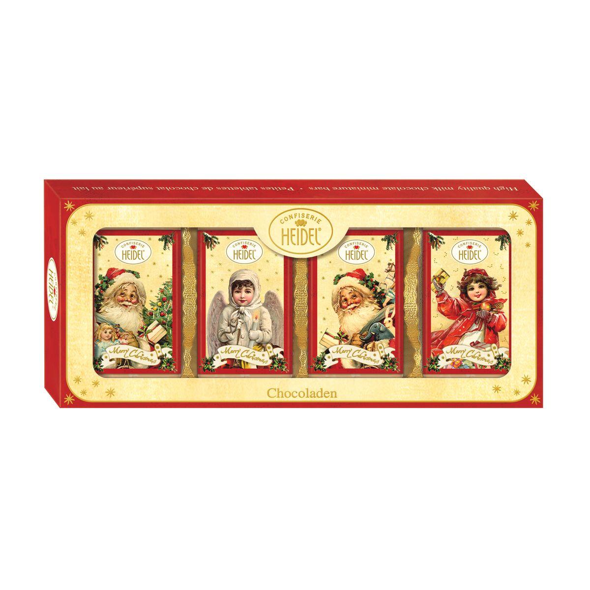 BOITE CHOCOLAT NOSTALGIE - HEIDEL