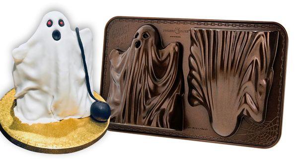 Pâtisserie hantée - Moule fantôme NORDIC WARE