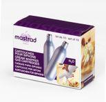 10 cartouches siphon - Mastrad