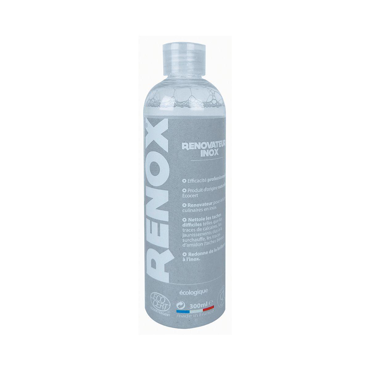 NETTOYANT INOX ECOCERT - CRISTEL