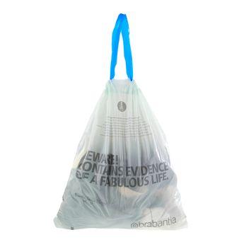 Achat en ligne 20 sacs-poubelle 20l - Brabantia
