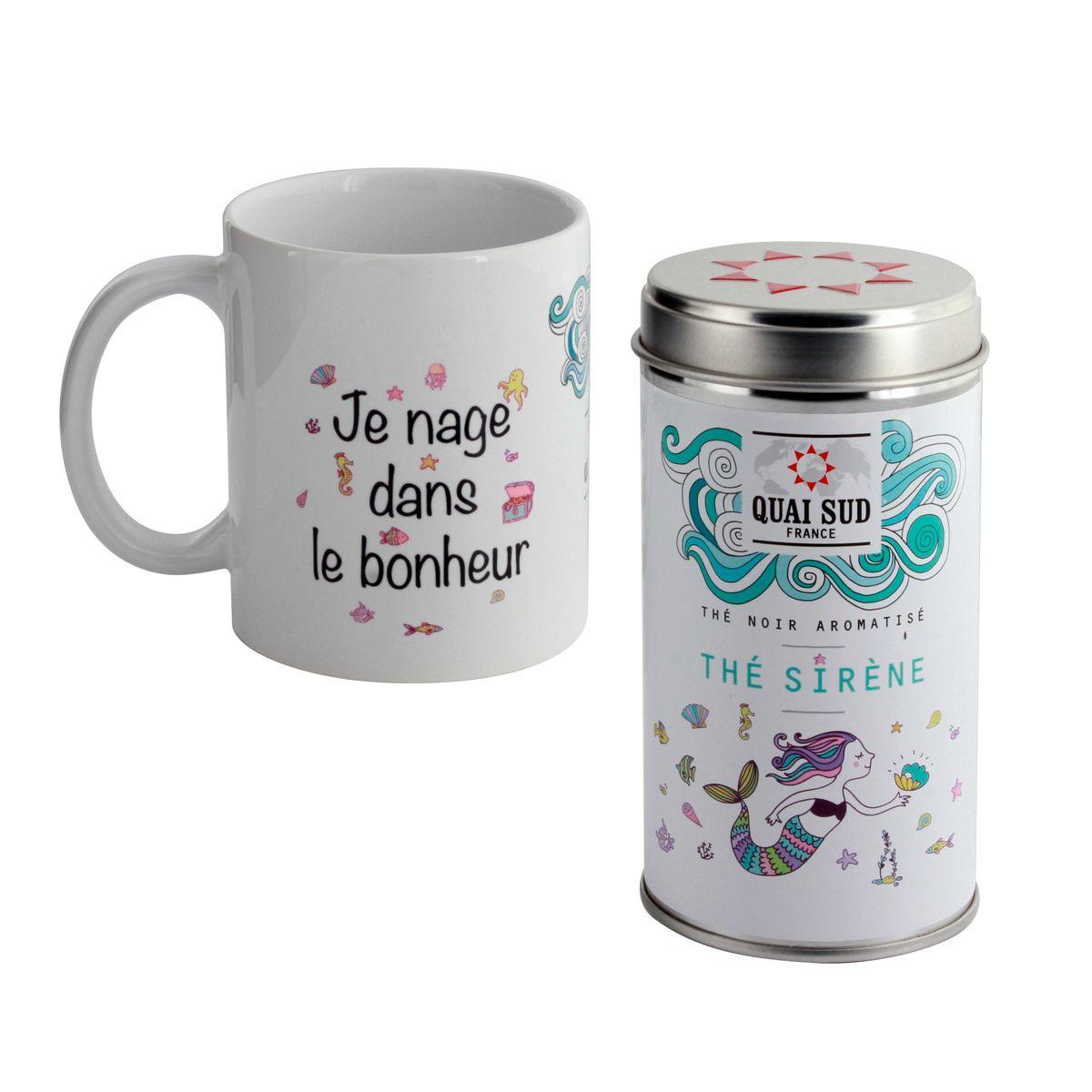 COFFRET THE SIRENE - QUAI SUD