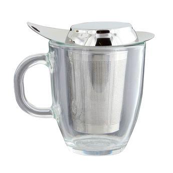 Mug verre avec infuseur à thé yoyo - Bodum