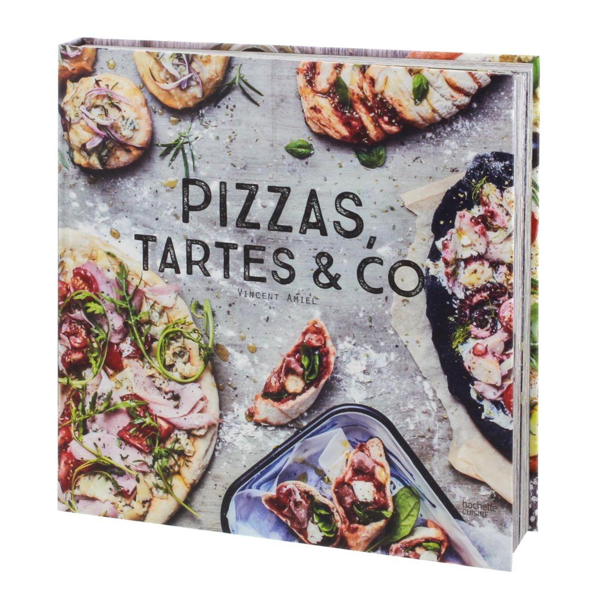 PIZZAS TARTES & CO - HACHETTE PRATIQUE