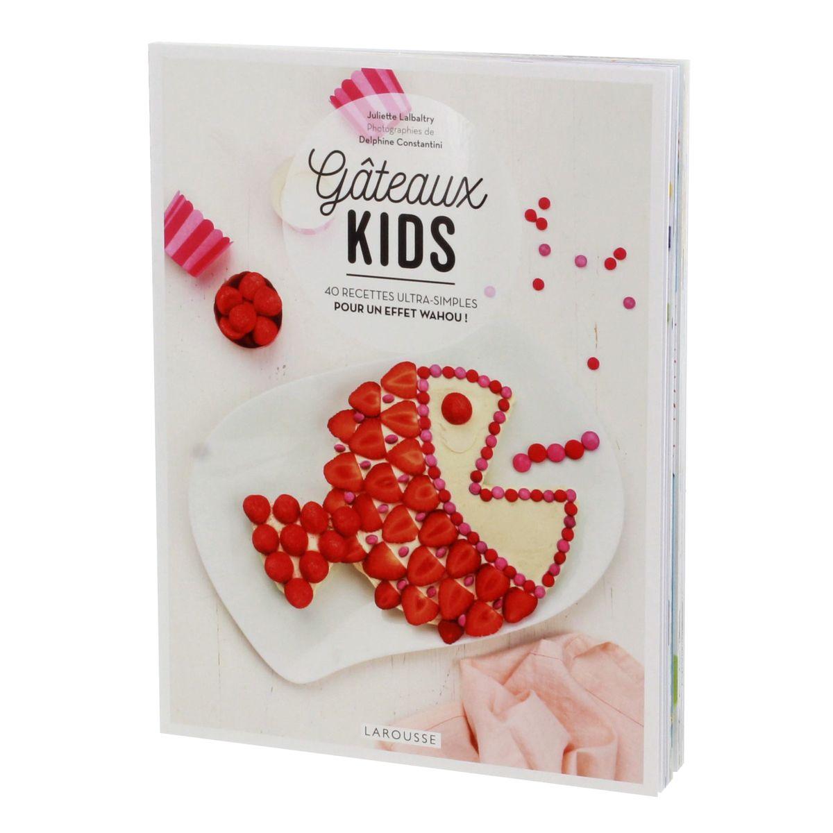 Gâteaux kids - Hachette Pratique