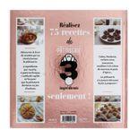 La pâtisserie en 3 ingrédients - Hachette