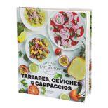 Ceviche carpaccio - Hachette Pratique