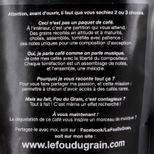 CAFE MOULU POUR CAFETIERE ITALIENNE VIRTUOSE ACCORD N°13 - LE FOU DU GRAIN