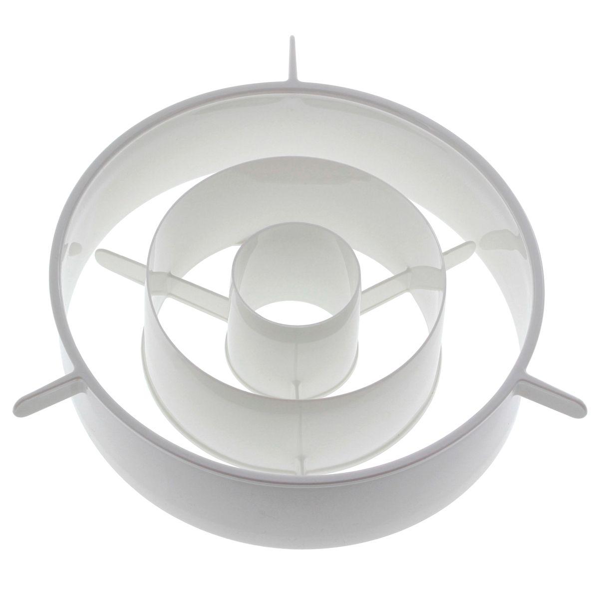 Cercle séparateur pour gâteau damier 22cm - Tescoma