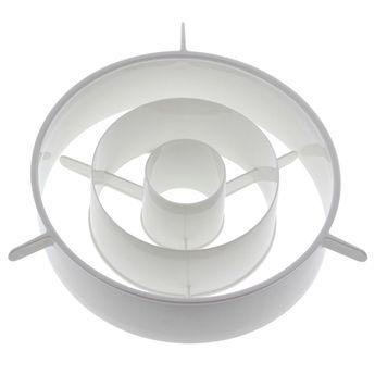 Achat en ligne Cercle séparateur pour gâteau damier 22cm - Tescoma