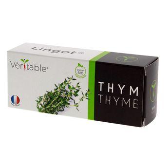 Achat en ligne Recharge pour potager d´intérieur Véritable thym bio - Véritable