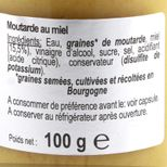Moutarde au miel - Reine de Dijon