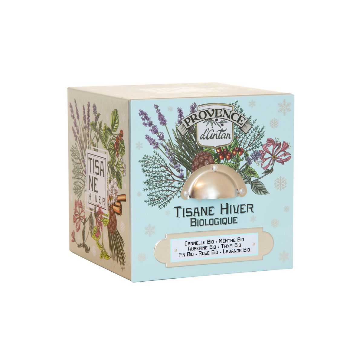 Tisane bio Hiver 48g - Provence d´Antan