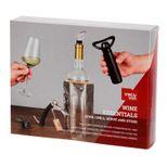 Set essentiels du vin - Vacu Vin