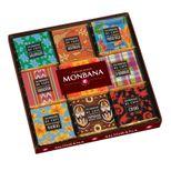 Coffret collection 18 carrés - Monbana