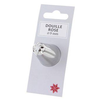 Achat en ligne Douille inox rose 9 mm