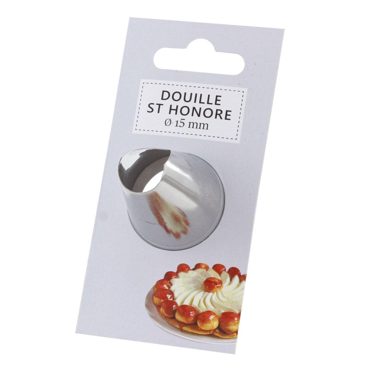 Douille saint-honoré 15mm