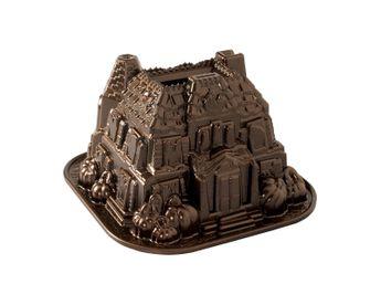 Moule maison hantée en fonte d´aluminium - Nordic Ware