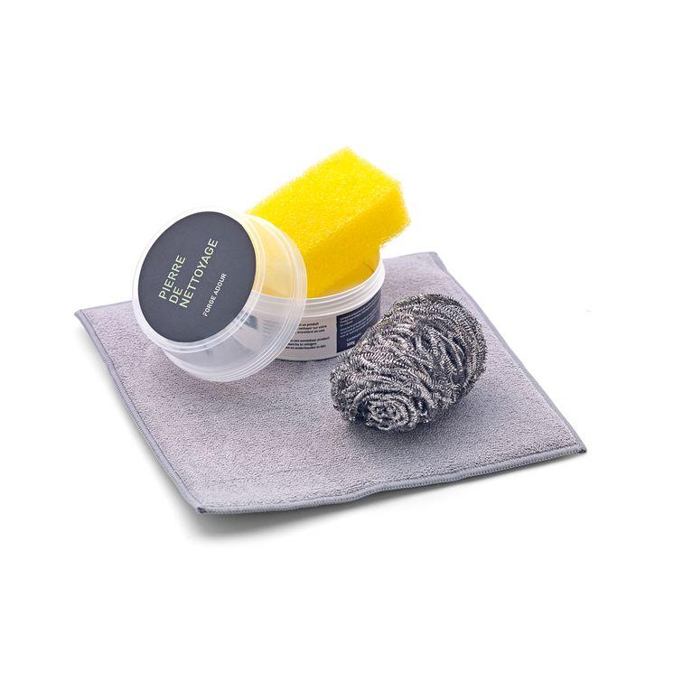 Kit nettoyage plancha - Forge Adour