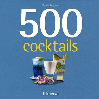 500 COCKTAILS - MINERVA