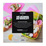 Déjeuner au boulot Carrément cuisine  - Hachette Cuisine