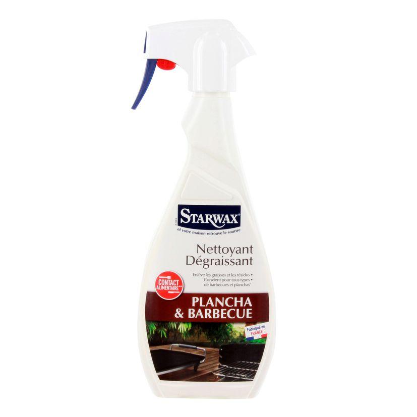 Pulvérisateur dégraissant plancha 500 ml - Starwax