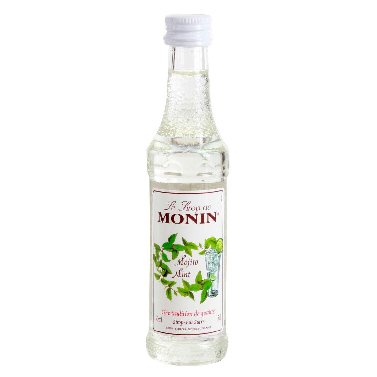 Mignonette sirop - mojito - Monin