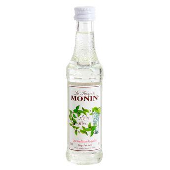 Achat en ligne Mignonette sirop - mojito 5cl - Monin